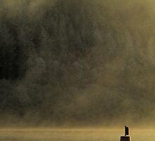 Caught in the Scottish Mist by MistyIsle