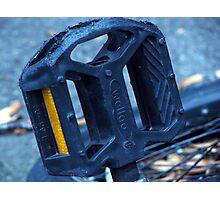 Pedal Photographic Print