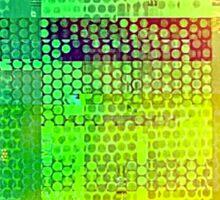 Hypercolor Sticker