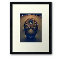 Keeper Of Time Framed Print