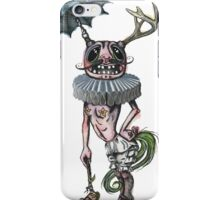 Sir Earnest Picklebottom iPhone Case/Skin