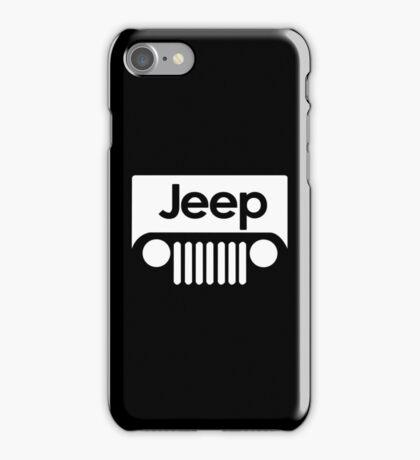 Jeep Funny Geek Nerd iPhone Case/Skin