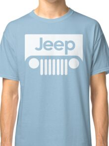 Jeep Funny Geek Nerd Classic T-Shirt