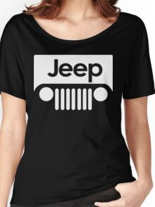 Jeep Funny Geek Nerd Women's Relaxed Fit T-Shirt