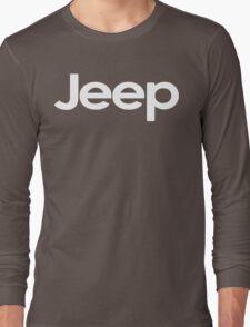 Jeep! Funny Geek Nerd Long Sleeve T-Shirt