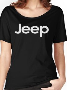 Jeep! Funny Geek Nerd Women's Relaxed Fit T-Shirt