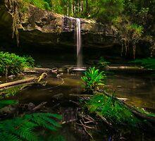 Kalimna Falls by Peter Nguyen