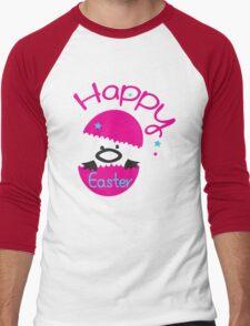Happy easter Men's Baseball ¾ T-Shirt