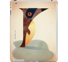 The silent one iPad Case/Skin