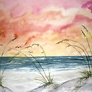 abstract seascape painting  by derekmccrea