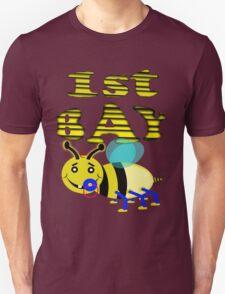 1st bay bee boy Unisex T-Shirt