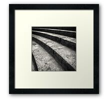 Ancient Theatre Framed Print
