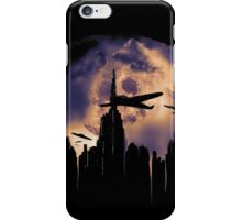 invasion of the foo fighters iPhone Case/Skin