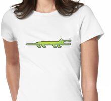 Crocopix Womens Fitted T-Shirt
