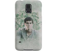 Thomas;  Samsung Galaxy Case/Skin