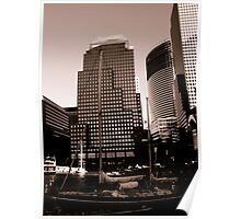 Financial Centre Poster