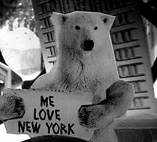 me love new york by Alyssa Medina