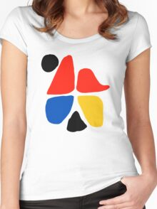 ALEXANDER CALDER (1) Women's Fitted Scoop T-Shirt