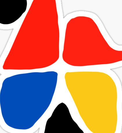 ALEXANDER CALDER (1) Sticker