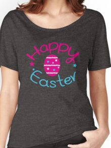 Happy easter holiday Women's Relaxed Fit T-Shirt