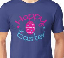 Happy easter holiday Unisex T-Shirt