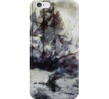 White Death iPhone Case/Skin
