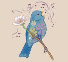 Bird Song by SigneNordin