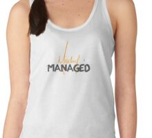Mischief Managed 1 Women's Tank Top