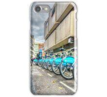 Borris Bikes iPhone Case/Skin