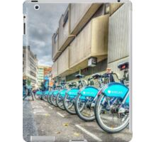 Borris Bikes iPad Case/Skin