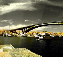 Gladesville Bridge by anwarsalim