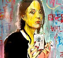 The Artiste by John Dicandia  ( JinnDoW )
