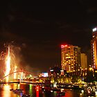 New Year&#x27;s Eve in Melbourne by Paige