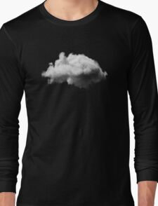 WAITING MAGRITTE Long Sleeve T-Shirt