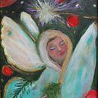 FAIRY CHRISTMAS! by artist4peace
