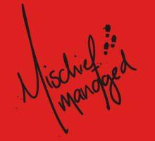 Mischief Managed 3 One Piece - Short Sleeve