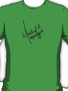 Mischief Managed 3 T-Shirt