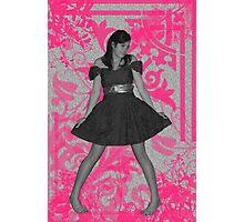 Retro Fashion Photographic Print
