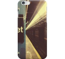 New York City Subway iPhone Case/Skin