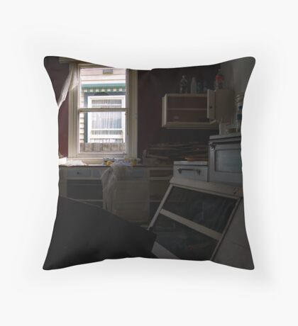 untitled #41 Throw Pillow