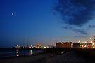 Atlantic City NJ - Steel Pier Magic by Allen Lucas