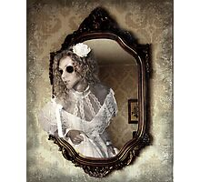 The Hollow Eyed Bride Photographic Print