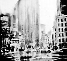 ny street by Denny Stoekenbroek
