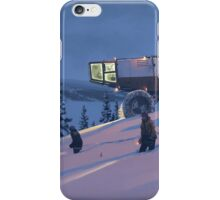 Missing Person iPhone Case/Skin