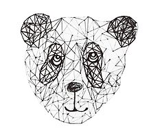 Panda  by monicamarcov