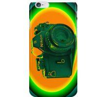 Nikon EM SLR Camera iPhone Case/Skin