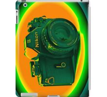 Nikon EM SLR Camera iPad Case/Skin