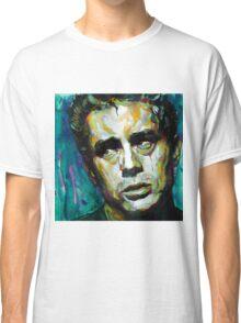 James Dean watercolor Classic T-Shirt
