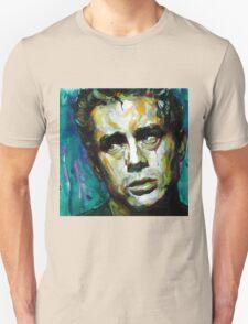 James Dean watercolor T-Shirt