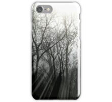Ribbons of Light iPhone Case/Skin